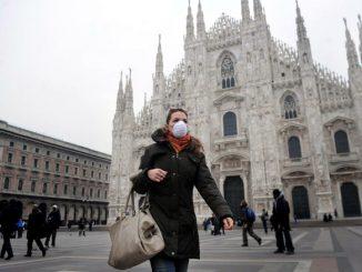 Dal satellite una mappa dell'inquinamento atmosferico in Italia