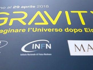 Mostra, un Universo Quantistico e la Relatività Ristretta