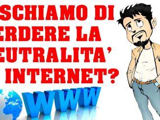 Attacco alla libertà di Internet da parte dell'amministrazione USA di Trump
