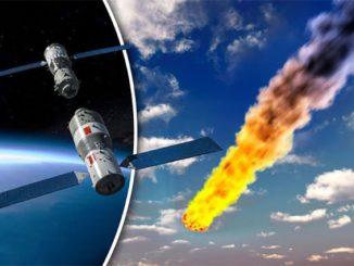 Prevista a marzo la caduta della stazione spaziale cinese