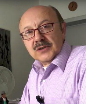 Alberto Buzzoni, astronomo all'Inaf-Oas di Bologna, coordinatore scientifico del progetto Prisma per lo studio delle meteore e membro per l'Inaf di Ocis. Crediti: Media Inaf
