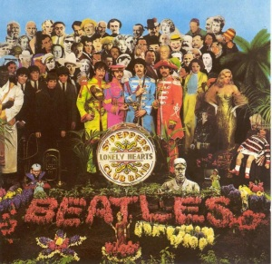 Sgt. Pepper's Lonely Hearts Club Band - The Beatles.A detta di molti è il più importante album della storia della musica rock moderna. Eppure nel 3019 forse nessuno lo ascolterà più.
