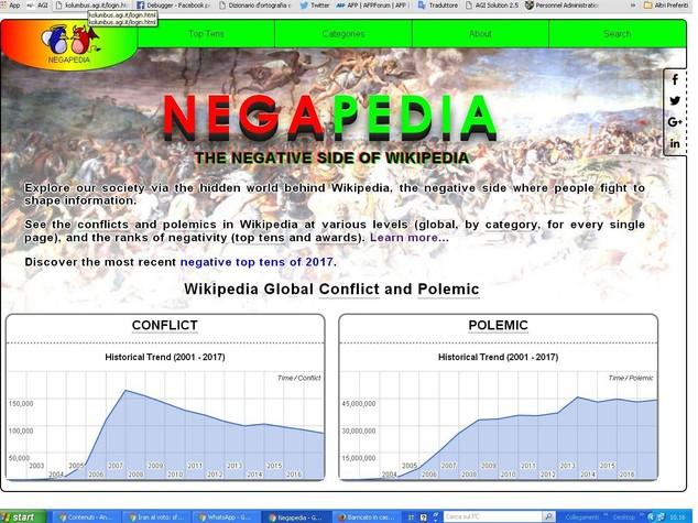Siamo sicuri che Wikipedia riporti sempre il giusto?