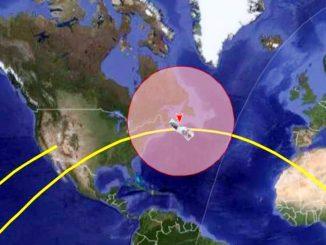 La Sapienza alla ricerca del satellite fuori controllo Tiangong-1