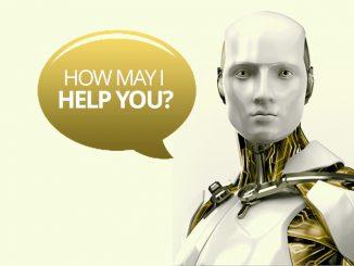 Robot al lavoro negli Hotels negli Stati Uniti