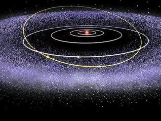 Scattate foto a 6,12 miliardi di km dalla Terra
