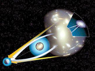 Vedere oltre i confini della Via Lattea con la microlensing