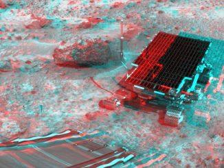 Dalla NASA foto e video di paesaggi marziani inediti