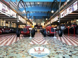 Nella Motor Valley di Modena le auto intelligenti Italiane