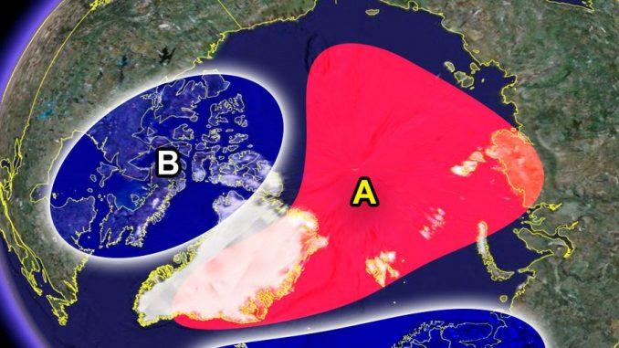 Lo Strat-Warming porterà gelo anche in Italia?