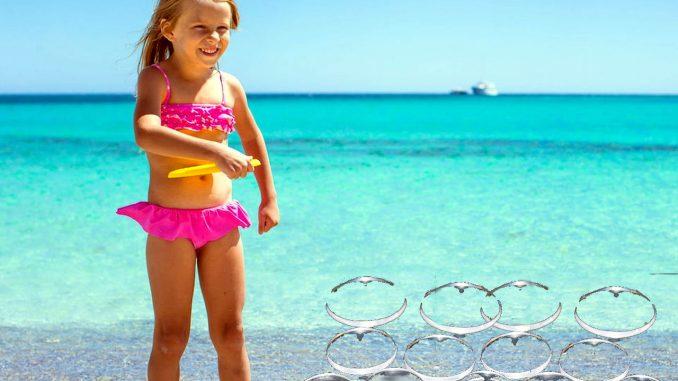 Misteriosi dischetti di plastica inquinano le coste italiane