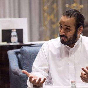 Il principe ereditario saudita Mohammed bin Salman