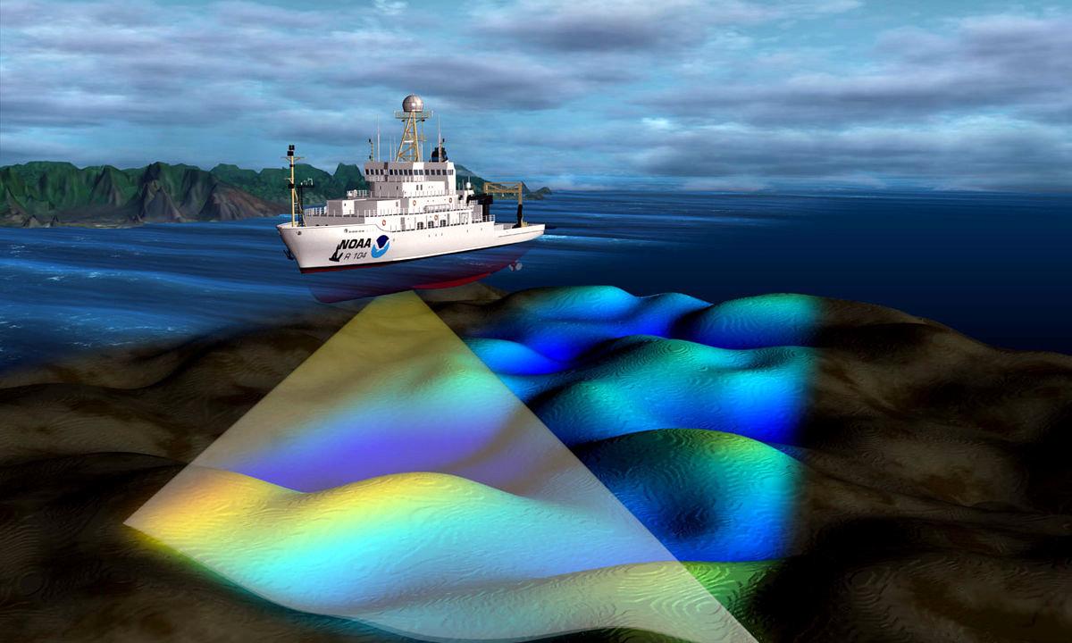 L'immagine che abbiamo dei fondali oceanici è ancora molto approssimativa.