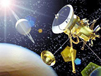 C'è vita su Encelado? La sesta luna di Saturno.