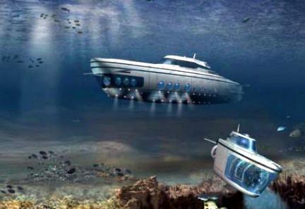 Con un sottomarino nell'oceano di Europa
