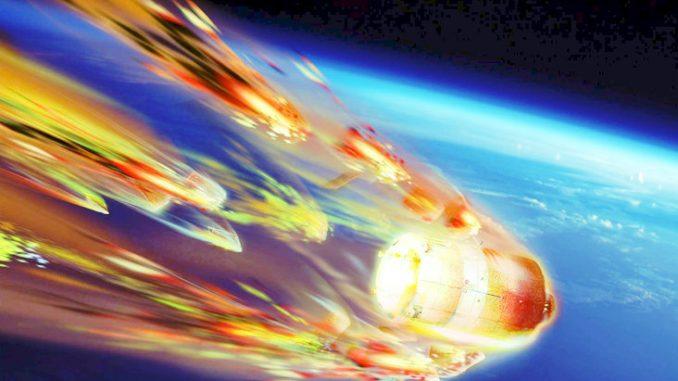 In caduta libera la base spaziale cinese