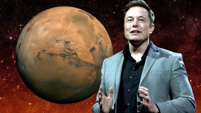 Come Marte salverà l'uomo