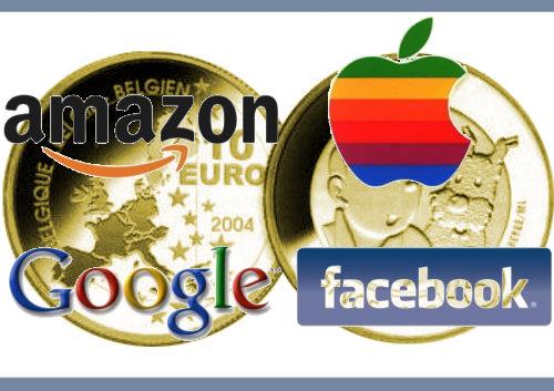 Giusto tassare le multinazionali del web