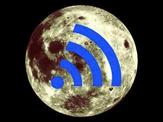 Potremo usare internet ed i social anche dalla Luna