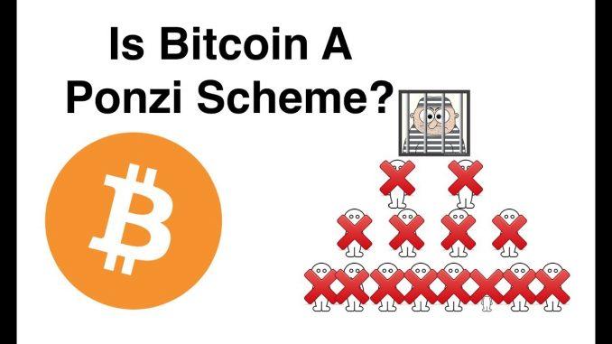 Schema Ponzi: una truffa su larga scala.