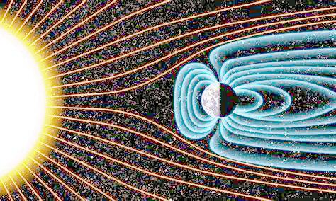 Il campo magnetico terrestre si sta invertendo ?