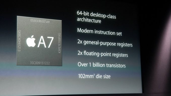 Nuovi processori Arm nei dispositivi Apple