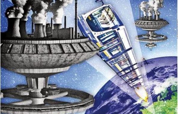 L'Italia nello spazio, tutto in un nuovo programma TV