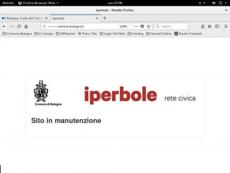 Iperbole Bologna nel mirino degli hackers