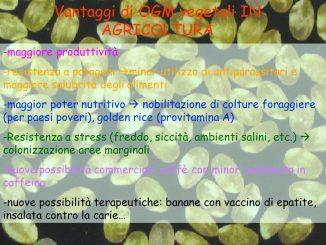 Nuovi vegetali OGM con le tecniche Crispr/Cas9