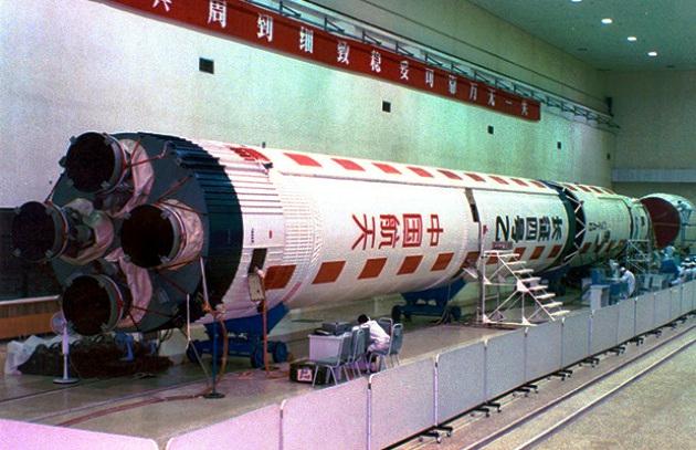 La Cina nello spazio alla conquista della Luna