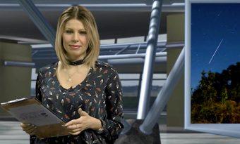 Daria Guidetti, astrofisica, autrice e conduttrice di Destinazione Spazio