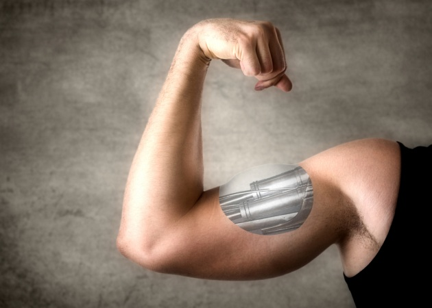 Dove la forza umana non arriva, entrano in gioco i materiali intelligenti.|Shutterstock