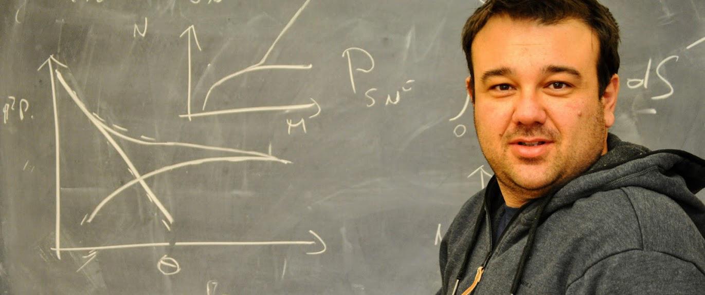 Nico Cappelluti, ricercatore alla Miami University