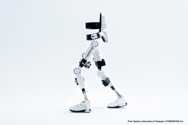 HAL:arto ibrido a controllo assistito autonomo e volontario.|SANKAI, UNIVERSITY OF TSUKUBA