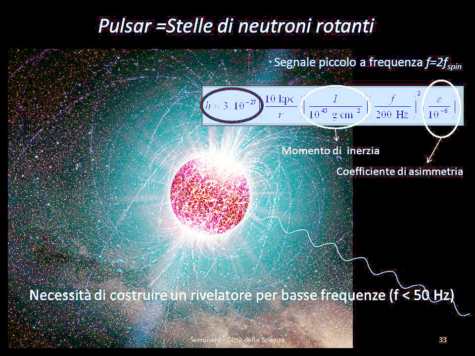 Congresso SAIT sulle stelle di neutroni ed i buchi neri