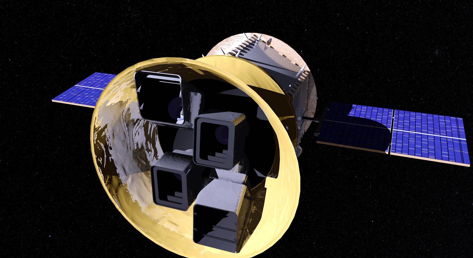 Nello spazio con TESS, a caccia di esopianteti