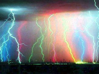 Sull'Iss per studiare i fulmini ed i modelli climatici terrestri