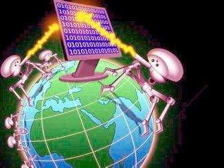 Le cyber wars nello spazio saranno comandate da Terra