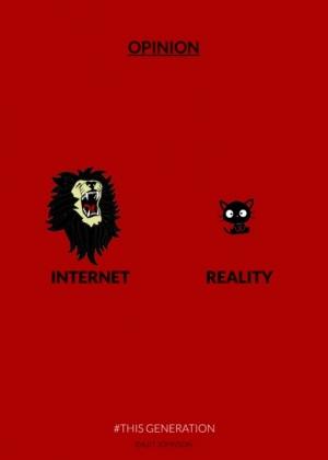La verità illustrata sulla nostra generazione. | Ajit Johnson