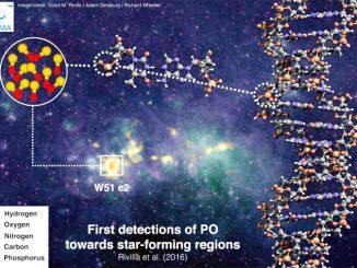 Se c'è fosforo c'è vita extraterrestre