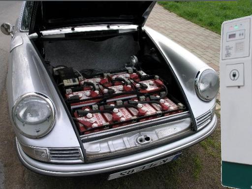 A Bologna il trapianto di motore in elettrico, per le vecchie auto