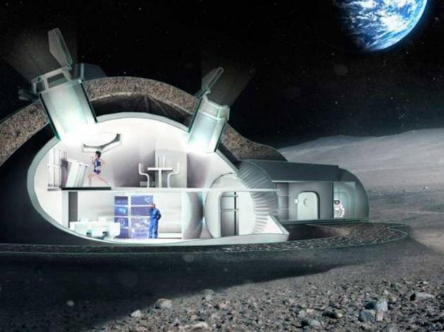 Sembra che la Cina voglia costruire una base sulla Luna negli anni '30.|NASA