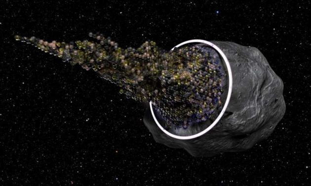 E|A|S Evolving Asteroid Starship, il velivolo spaziale ricavato da un asteroide. Sarà il futuro delle migrazioni cosmiche?|Angelo Vermeulen