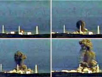 Il reattore di Fukushima, ad oggi ancora altamente radioattivo