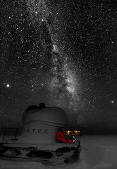 Marco Buttu, la Via Lattea e nessun altro