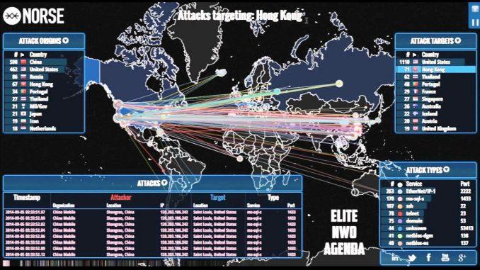 Dalla CyberWar alla Guerra reale il passo è ora breve