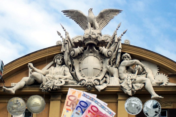 L'Italia ferma sul digitale, nuovo motore economico finanziario