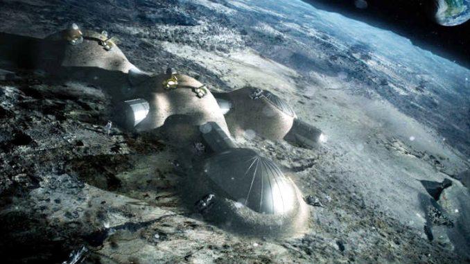 In Cina creano il Palazzo Lunare per la loro futura base sulla Luna