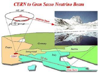 Progetto Opera sotto il Gran Sasso, arrivano risultati sui neutrini