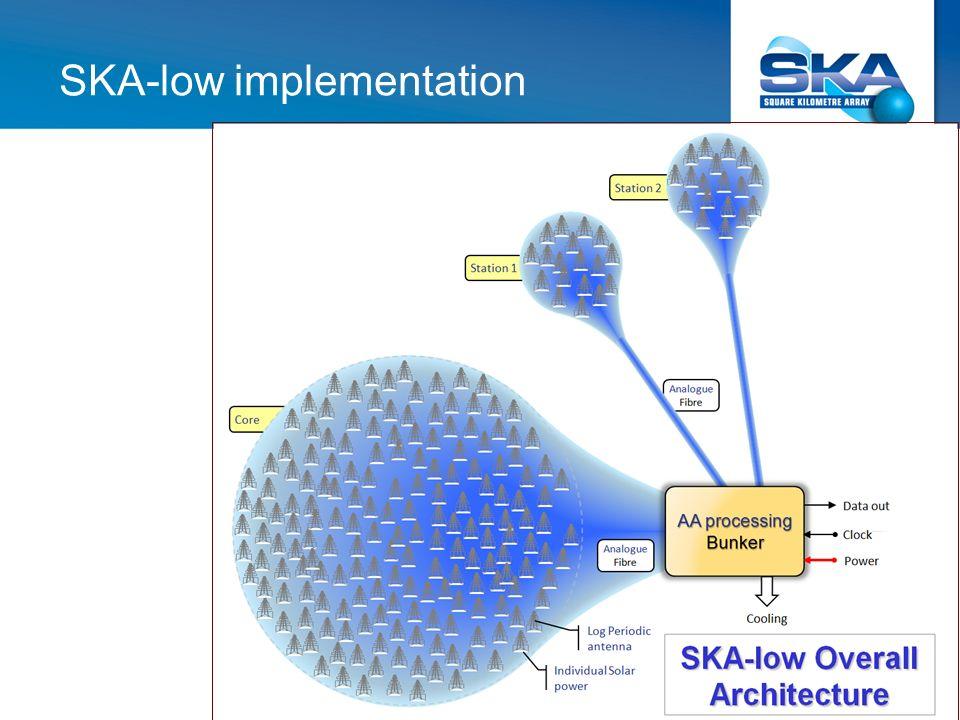 L'Italia nel progetto del radiotelescopio a bassa frequenza Ska-Low